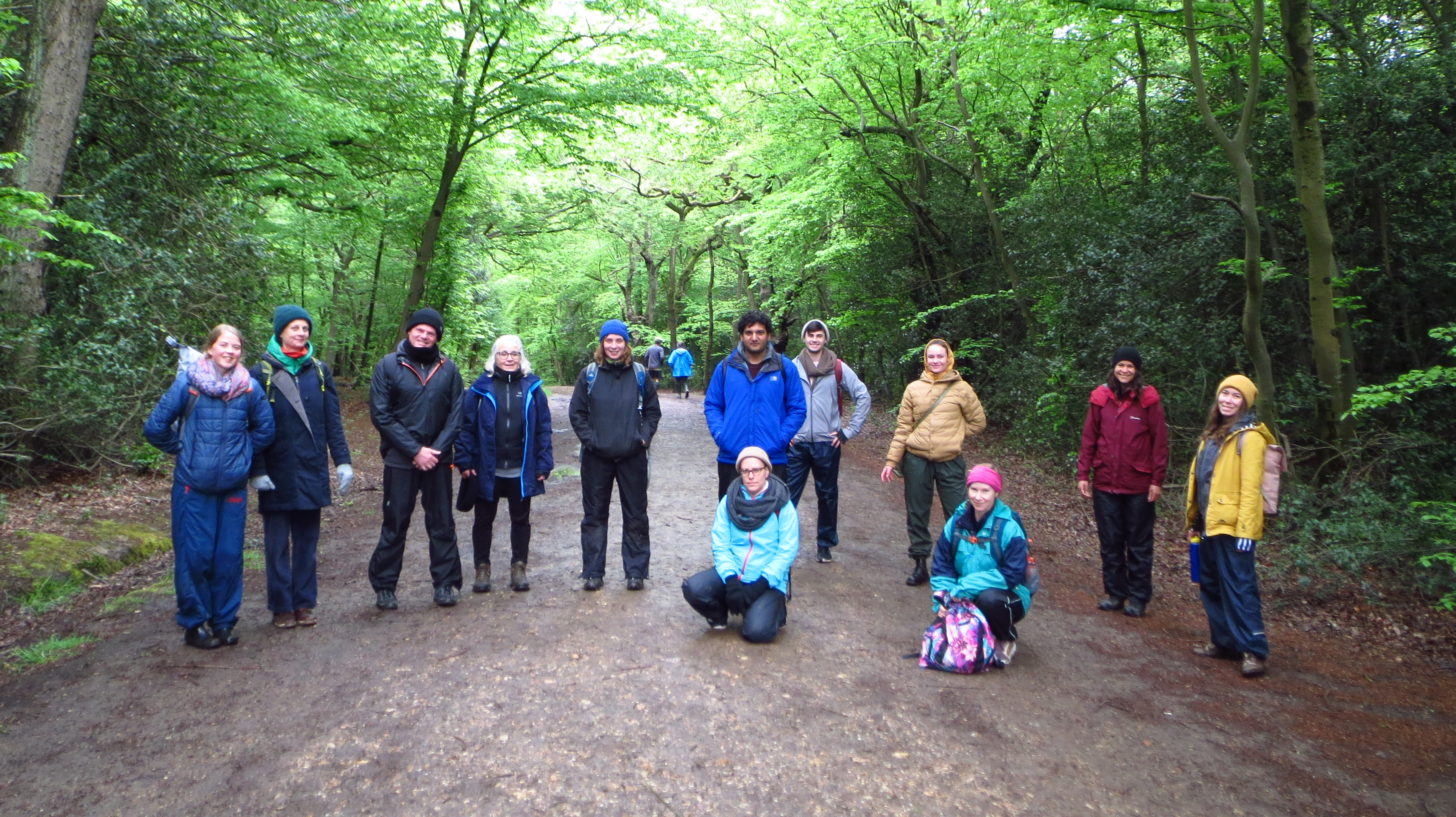 Epping Forest participants